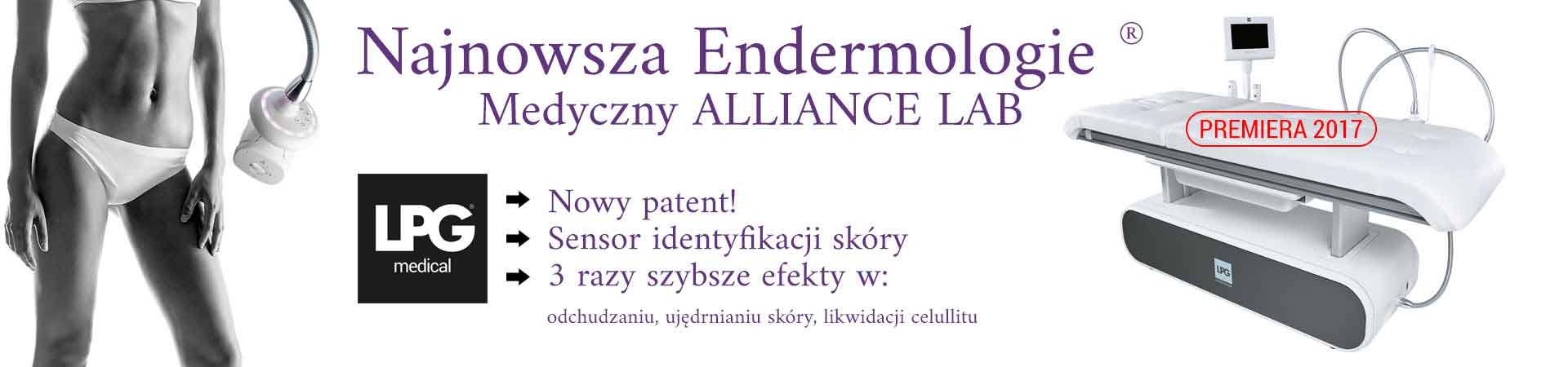 endermologie lpg alliance toruń